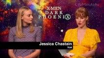 Sophie Turner Talks Dark Phoenix, Co-Star Jessica Chastain and GoT