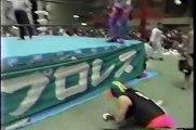 Super Delfin & Gran Naniwa vs. Jinsei Shinzaki & TAKA Michinoku (12-17-94)