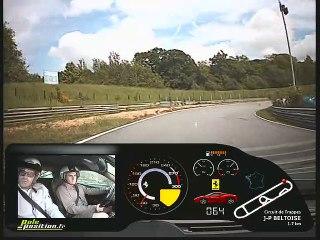 Votre video de stage de pilotage  B021260519PO0012