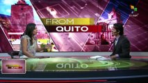 Interviews from Quito: Zumak Sacha Flores Andy
