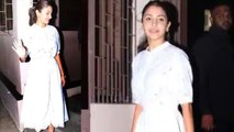 Anushka Sharma spotted in bandra after her pregnancy rumor | FilmiBeat