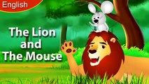 Lion and The Mouse Story | Bedtime Stories | Stories for Kids | Fairy Tales | Tales