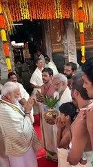 PM visits Guruvayoor Temple Kerala - Kerala9.com