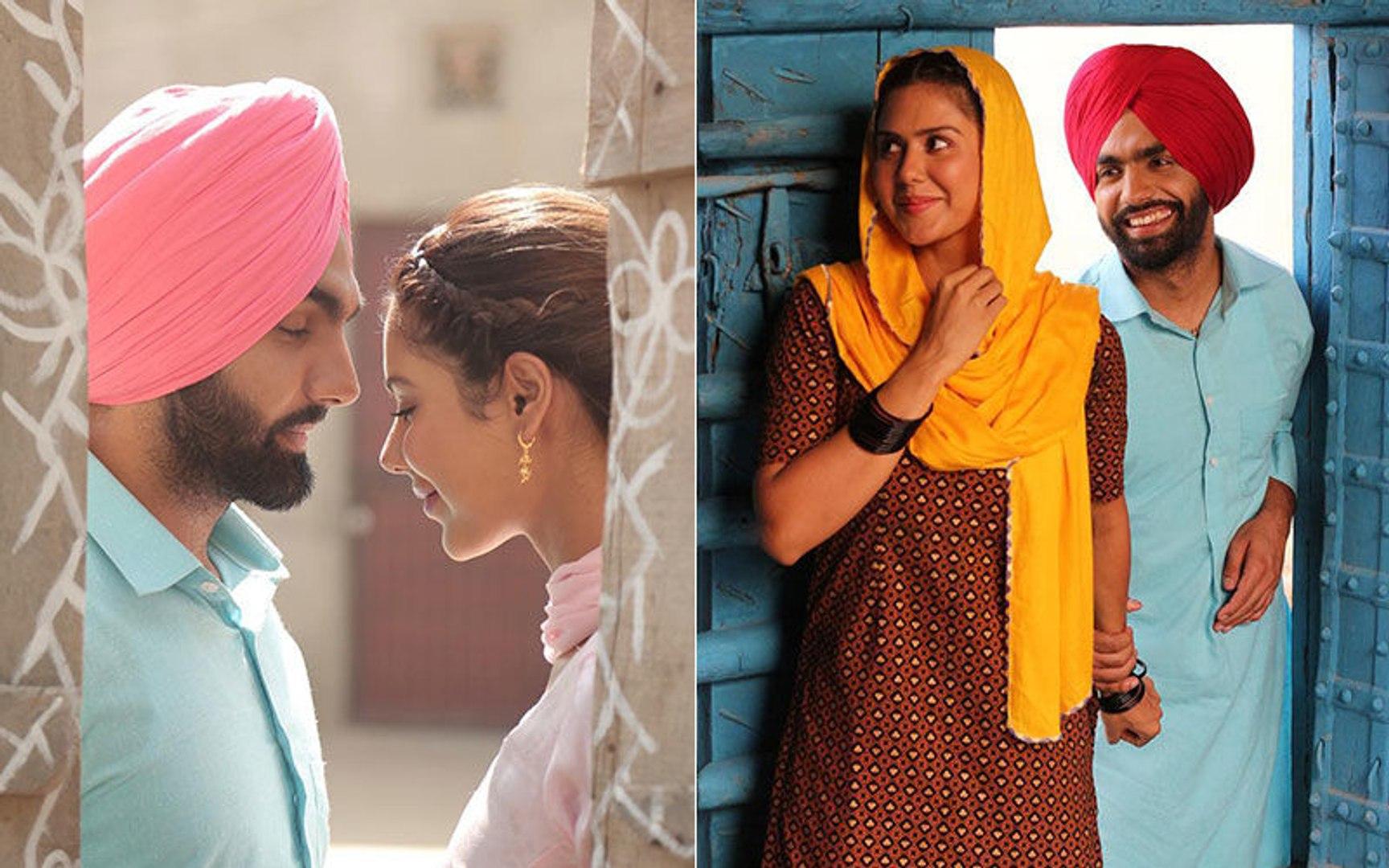 Muklawa _ Ammy Virk, Sonam Bajwa _ Full Punjabi Movie Promotional Press Conference