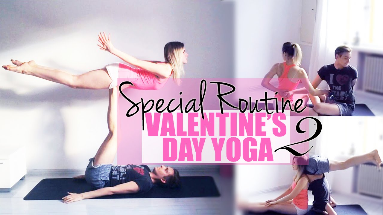 YOGA for COUPLES – FRIENDS ACROYOGA