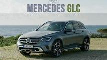 Essai Mercedes GLC 300d 2019