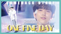 [Comeback Stage] SANDEUL - ONE FINE DAY ,  산들 - 날씨 좋은 날  Show Music core 20190608