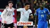Les pépites des sélections européennes - Foot - U20