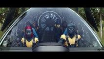 X-Men Dark Phoenix Film Clip- Weltraummissionen
