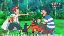 pokemon sun and moon episode 125 [ New Episode]
