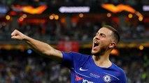 Football : le Belge Eden Hazard signe au Real Madrid pour cinq ans