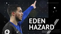 Eden Hazard - transfer profile