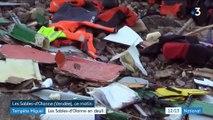 Tempête Miguel : Les Sables-d'Olonne en deuil après le décès de trois sauveteurs