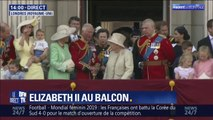 La famille royale britannique réunie pour célébrer l'anniversaire de la reine Elizabeth II