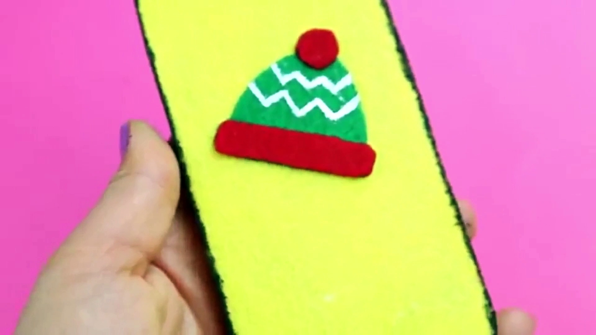 How To Make Cute Phone Cases For Winter – Winter Phone Cases