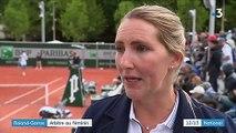 Roland-Garros : une femme qui arbitre les hommes