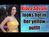 Kiara Advani looking hot in yellow dress at launch of Kabir Singh