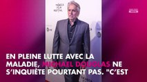 Michael Douglas atteint d'un cancer : il se confie sur son état de santé