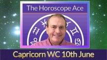 Capricorn Weekly Astrology Horoscope 10th June 2019