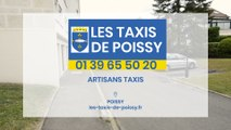 Les Taxis de Poissy, artisans taxis à Poissy.