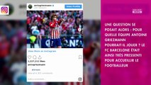 France -Turquie : Antoine Griezmann bientôt au Barça ? Il sème le doute