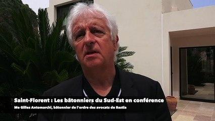 """Saint-Florent : """"pour la défense des intérêts de la profession d'avocat et des justiciables"""""""