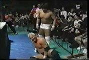 Chris Candido & Dr Wagner Jr vs Jushin Liger & Minoru Tanaka