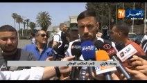 Déclas : Feghouli et Belaïli avant le départ à Doha
