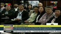 Pdte. de Venezuela pide más integración ante agresiones de EE.UU.