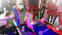 100 kilos des Ducs : la compétition de force athlétique de Bar-le-Duc