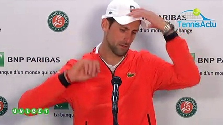 "Roland-Garros 2019 - Novak Djokovic and the ""controversy"": ""They know better than us tennis !"""