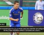 Chelsea - Eden Hazard en 7 dates