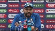 India's Rohit Sharma pre Australia