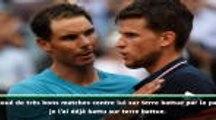 """Roland-Garros - Thiem : """"Je ne vais pas me mettre trop de pression"""""""