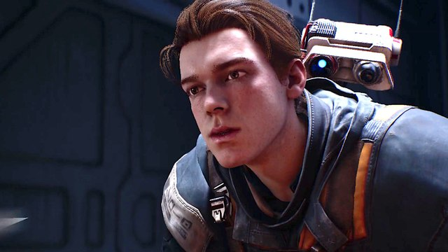 Star Wars Jedi: Fallen Order - Official Gameplay Demo
