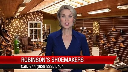 Reputation Management and Marketing - Robiinson's Shoemakers
