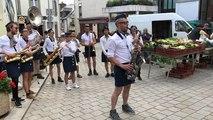 Les fanfares débarquent à Douarnenez