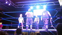SUPER KICKED A WRESTLER AT MY FIRST INDY SHOW - AML WRESTLING EVENT - AEW WWE FUTURE TALENT?