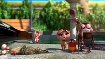 LARVA - THE LAST POPCORN | cartn mvie | cartns For Children | Larva cartn | LARVA Official