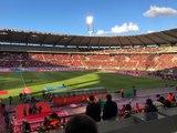 Le formidable accueil des supporters à Eden Hazard lors de Belgique-Kazakhstan