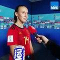 L'Espagne décroche un premier succès en Coupe du Monde féminine - Virginia Torrecilla