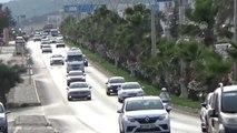 Güney Ege'de tatilciler dönüş yolunda (3)