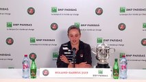 'The stars aligned for me' states Barty after winning French Open
