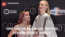 These 'Game of Thrones' Girls Played Pranks On The Crew
