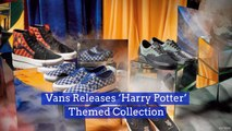 Vans Is Collaborating With Harry Potter