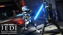 Star Wars Jedi Fallen Order - Gameplay EA Play