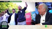Inda sobre la crisis de Podemos