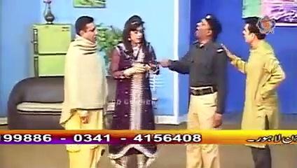 Amanat ki gandi shairy megha pareshan   best of pakistani stage drama punjabi clips