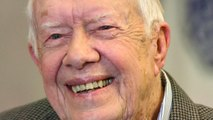Bouncing Back From Hip Injury, Jimmy Carter Resumes Side Gig
