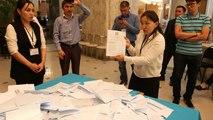 Cerca de 500 detenidos en Kazajistán en protestas por las elecciones